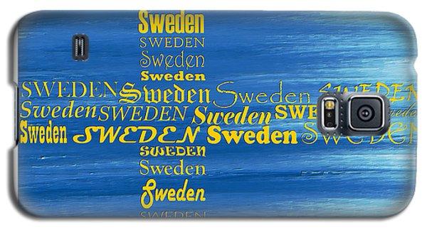 Sweden  Galaxy S5 Case
