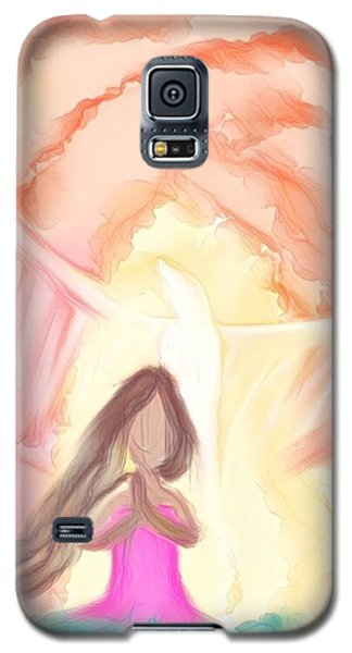 Sweet Hour Of Prayer Galaxy S5 Case