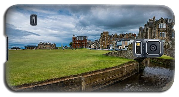 Swilcan Burn - The Old Course  Galaxy S5 Case