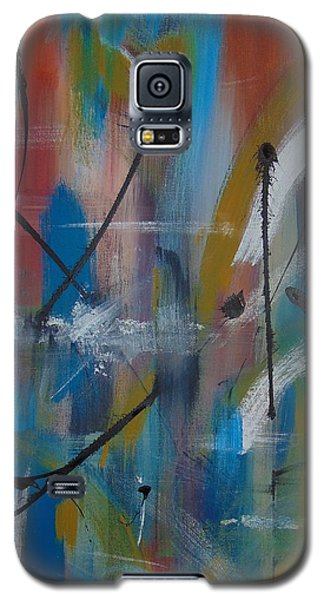 Swimming Thoughts Galaxy S5 Case