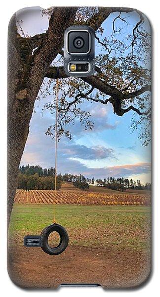 Swing In Tree Galaxy S5 Case