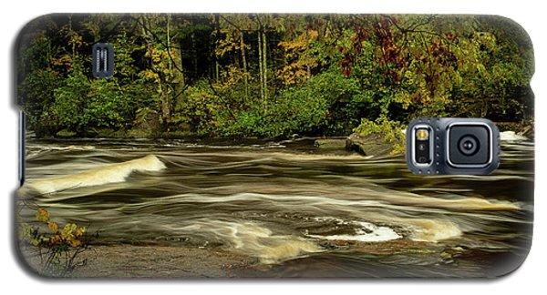 Swirling River Galaxy S5 Case