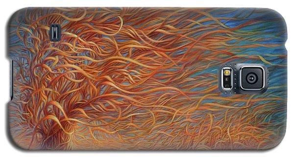 Swirly Tree 2 Galaxy S5 Case