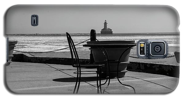 Table For One Bw Galaxy S5 Case