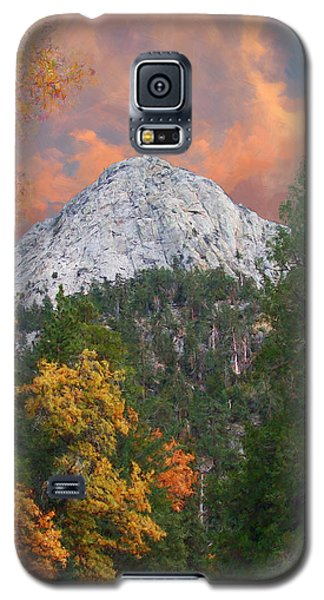 Tahquitz Peak - Lily Rock Painted Version Galaxy S5 Case