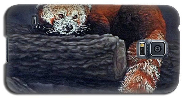 Takeo, The Red Panda Galaxy S5 Case