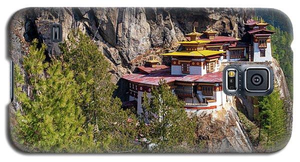 Taktsang Monastery  Galaxy S5 Case