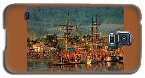Tall Ships Galaxy S5 Case
