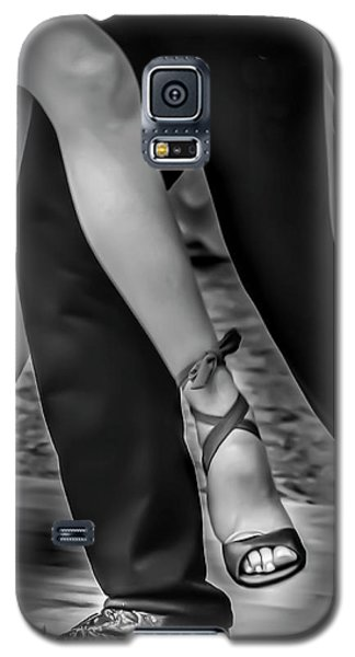 Tango Of Feet Galaxy S5 Case