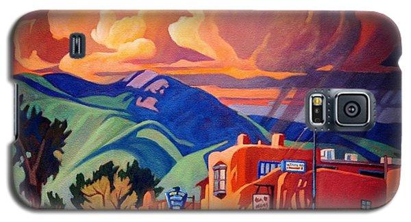 Taos Inn Monsoon Galaxy S5 Case