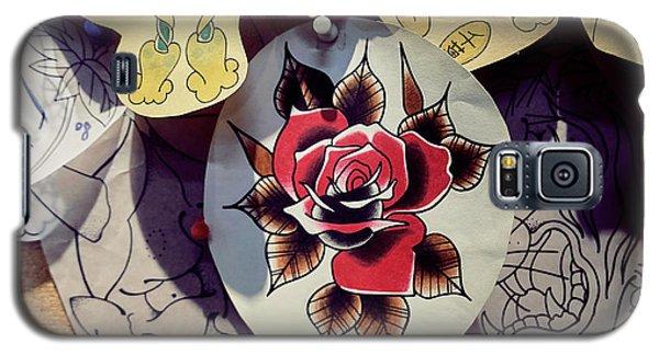 Tattoo Galaxy S5 Case