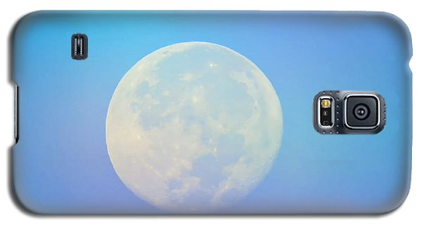 Taurus Almost Full Moon Blend Galaxy S5 Case