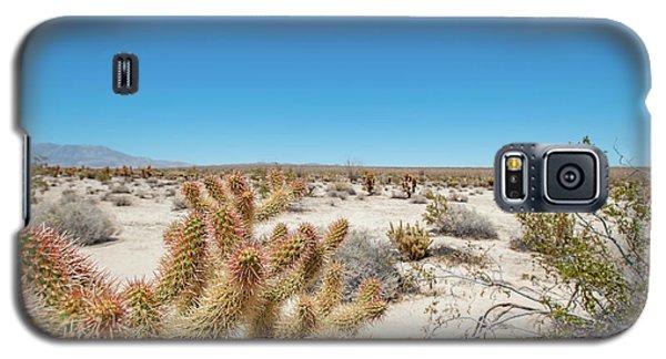Teddy Bear Cactus Galaxy S5 Case