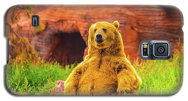 Teddy Bear Galaxy S5 Case