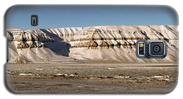 Tempelfjord Svalbard Galaxy S5 Case