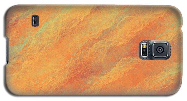 Tempered Lava Galaxy S5 Case