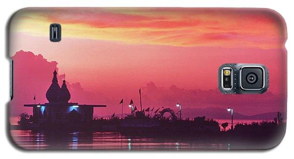 Temple On The Sea Galaxy S5 Case