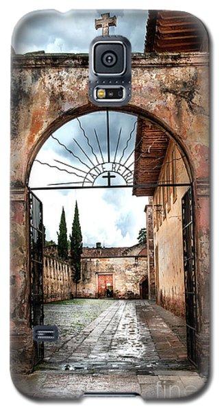 Templo Del Sagrario Galaxy S5 Case