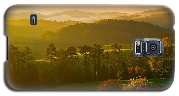 Smokey Mountain Sunrise Galaxy S5 Case