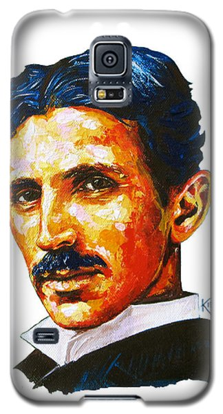 Tesla - Pure Genius Galaxy S5 Case