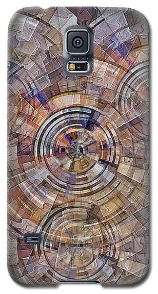 Test Pattern Galaxy S5 Case