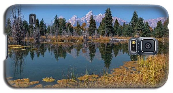 Tetons Majesty Galaxy S5 Case