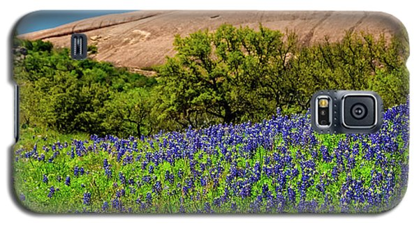 Texas Bluebonnets And Enchanted Rock 2016 Galaxy S5 Case