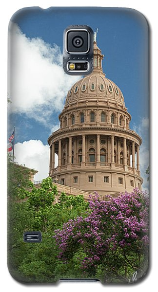 Texas Capital Building Galaxy S5 Case