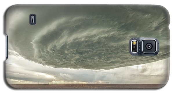 Texas Panhandle Wall Cloud Galaxy S5 Case