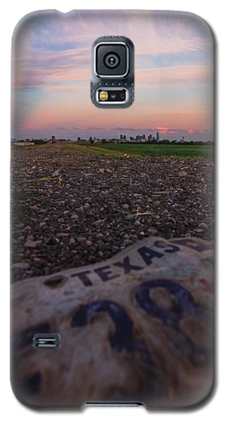 Texas Tags Galaxy S5 Case