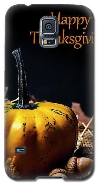 Thanksgiving Dinner Invitation Card. Galaxy S5 Case