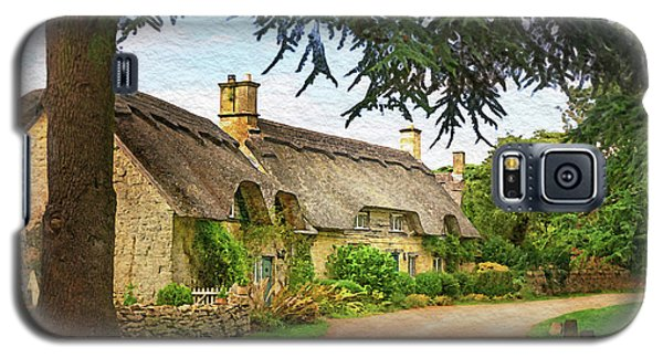 Thatched Roof Lane Galaxy S5 Case