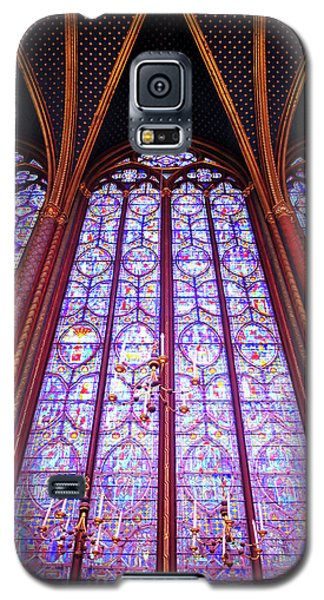 The Awe Of Sainte Chappelle Galaxy S5 Case