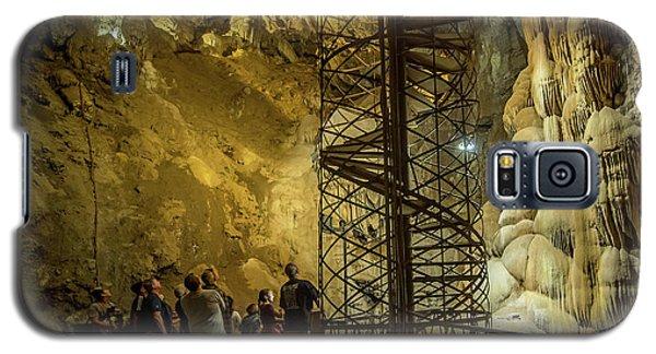 The Bat Cave Galaxy S5 Case