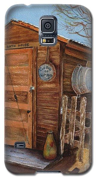 The Bath House Galaxy S5 Case