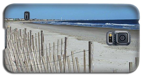 The Beach At Holden Beach North Carolina Galaxy S5 Case
