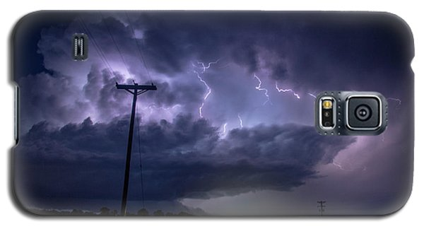 The Best Supercell Of The Summer 043 Galaxy S5 Case
