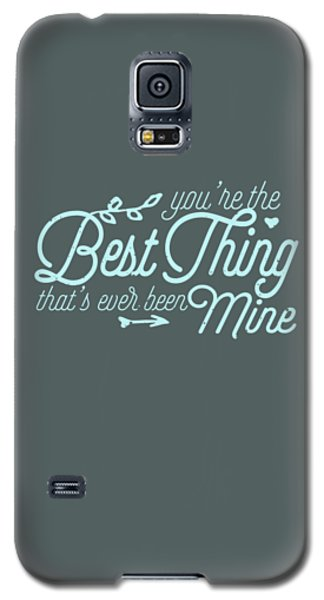 The Best Thing Galaxy S5 Case