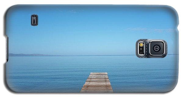 The Big Deep Blue Galaxy S5 Case