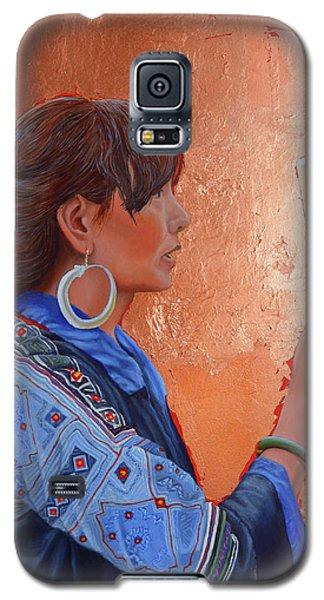 The Black Hmong Princess Galaxy S5 Case