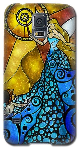 The Blue Fairy Galaxy S5 Case