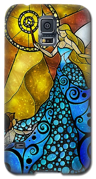 The Blue Fairy Galaxy S5 Case