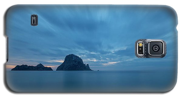 The Blue Hour In Es Vedra, Ibiza Galaxy S5 Case