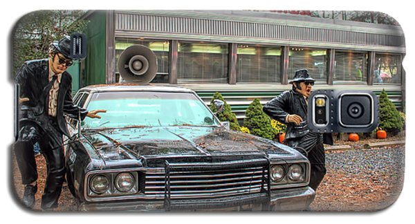 The Blues Brothers At A Diner Galaxy S5 Case