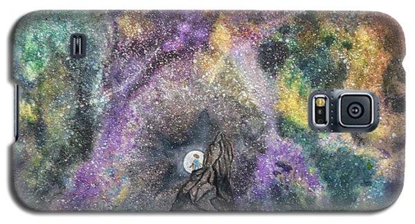 The Boy Who Followed The Moon  Galaxy S5 Case