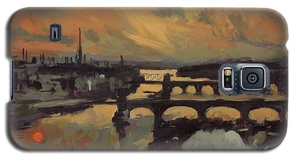The Bridges Of Maastricht Galaxy S5 Case