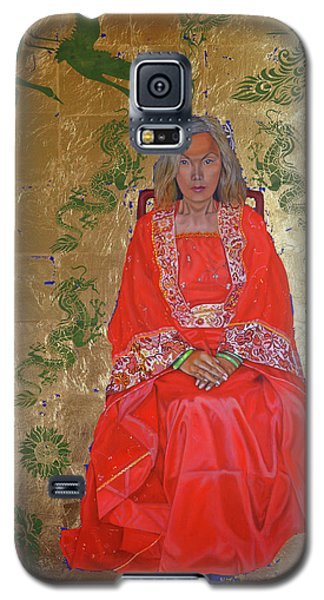 The Chinese Empress Galaxy S5 Case