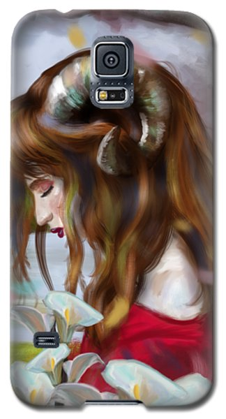 The Choice Of Amalthea Galaxy S5 Case