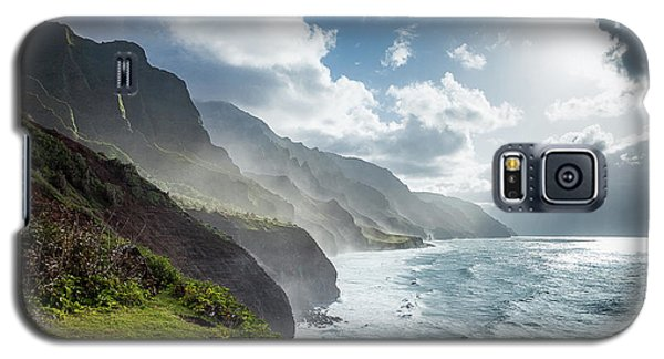 The Cliffs Of Kalalau Galaxy S5 Case