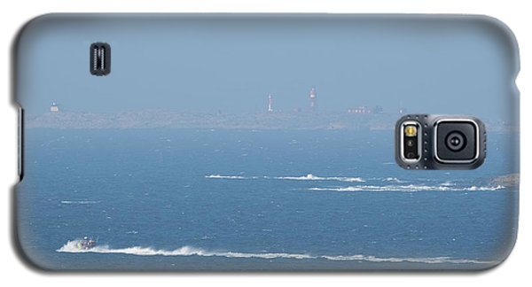 The Coast Guard's Rib Galaxy S5 Case